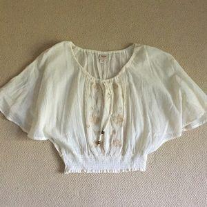 Target boho blouse